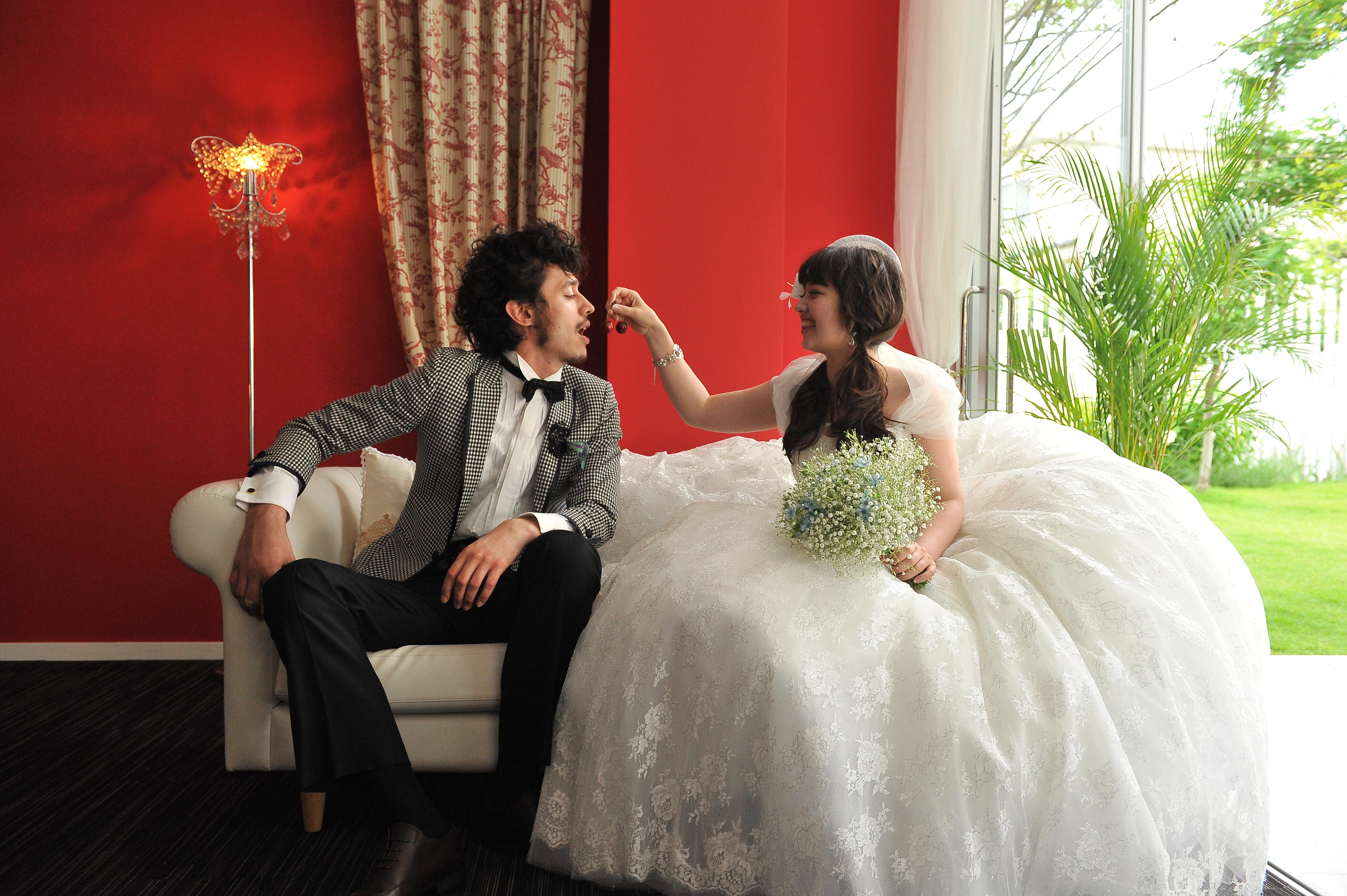 2015年度タキシード&ウェディングドレス実例集まとめ500【結婚式・新郎新婦2シ\u2026