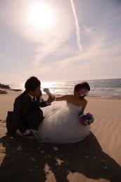 鳥取砂丘 前撮り
